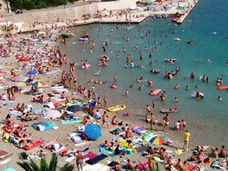 Neum - plaža
