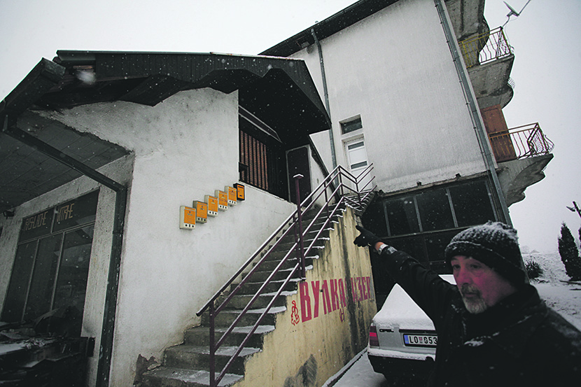 Seka Aleksić otac kuća