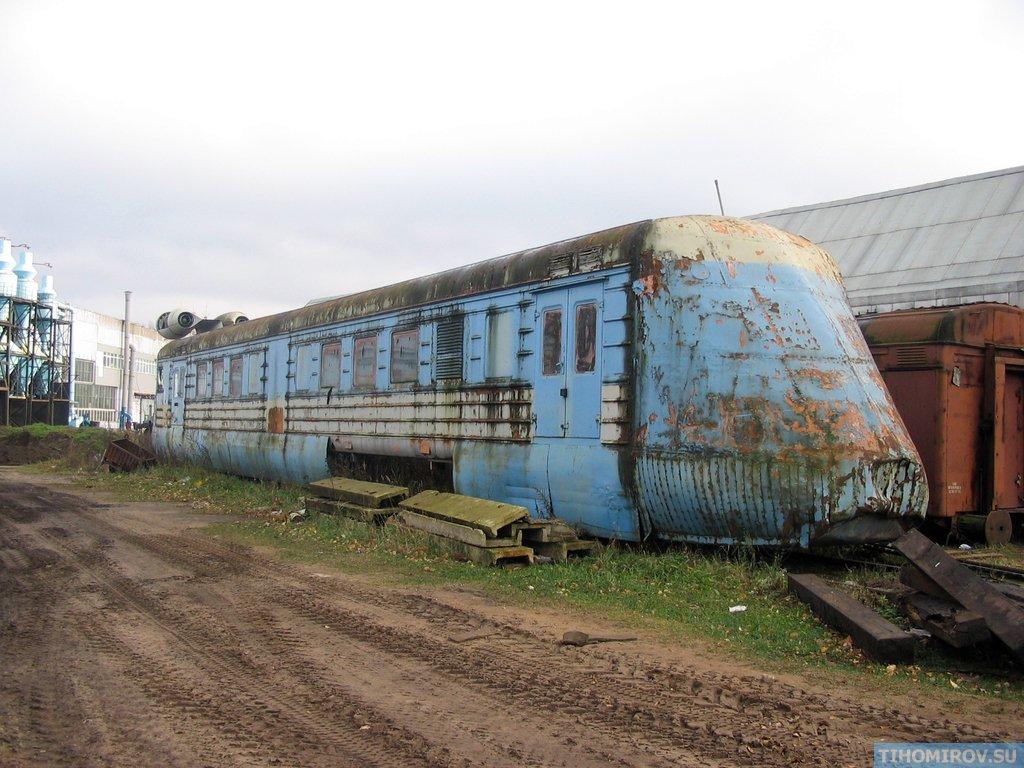 SSSR Jet Train 1