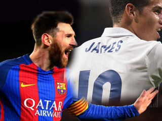 Messi-James Rodriguez