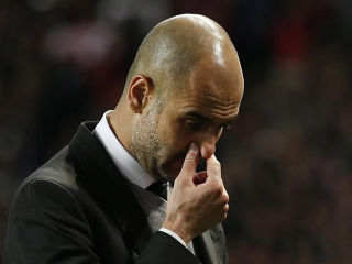 Pep Guardiola Monaco-City