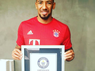 Jerome Boateng Guinness