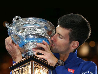 Novak Djokovic AO 2016