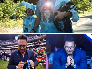 Trener Antonio Mohamed