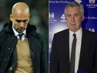 Guardiola Ancelotti