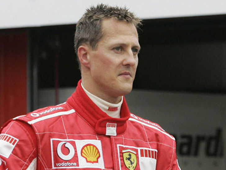 Michael Schumacher kombinezon