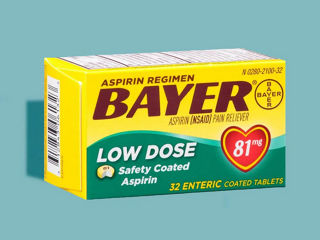 Aspirin Bayer low