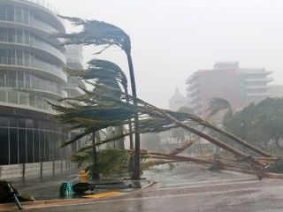 Uragan Irma Florida 1