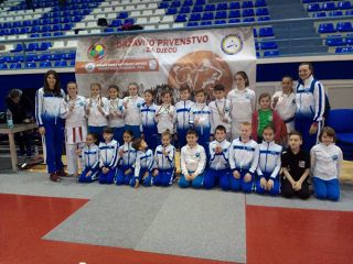 Karate Winner prvenstvo 29/04/2017