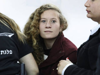 Ahed Tamimi 1