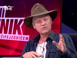 Semir Osmanagić Face TV