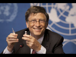 Bill Gates vakcina