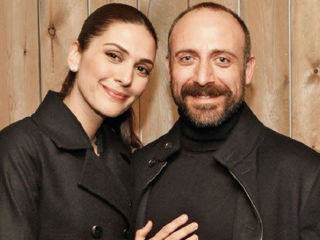 Berguzar Korel i Halit Ergenc NEW
