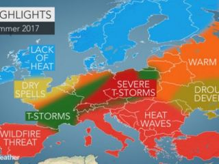 AccuWeather ljeto 2017
