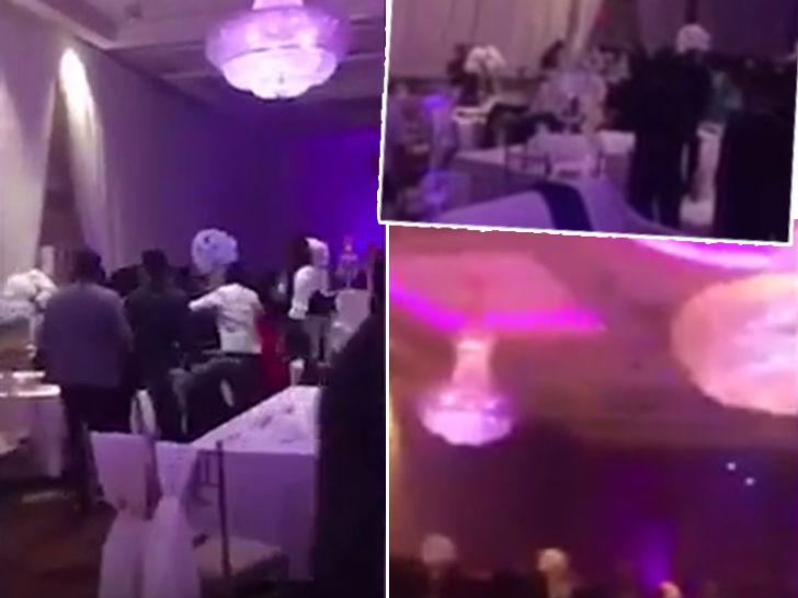 Tučnjava na svadbi Toronto