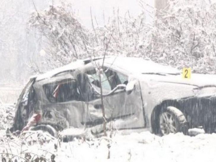 Novi Travnik nesreća 18/02/2017b