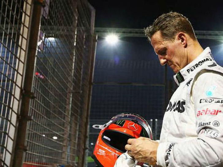 Michael Schumacher 1