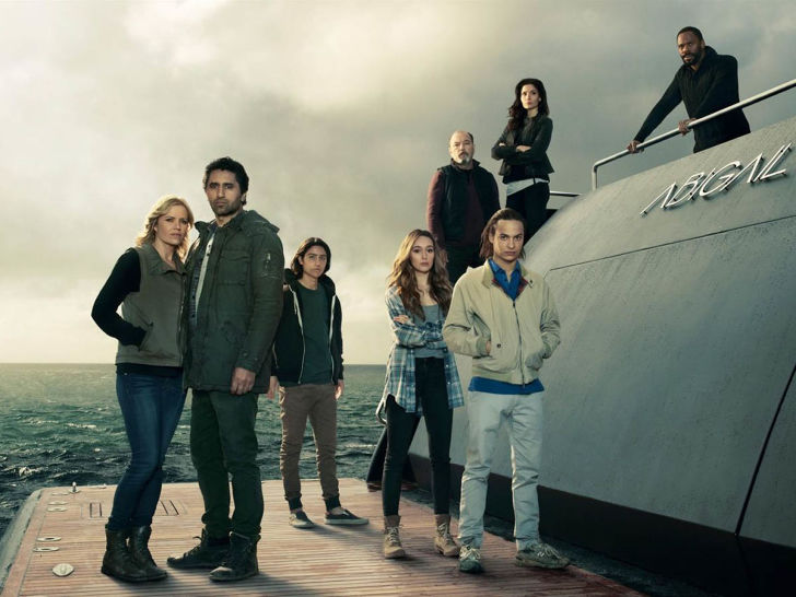 FEAR THE WALKING DEAD 1