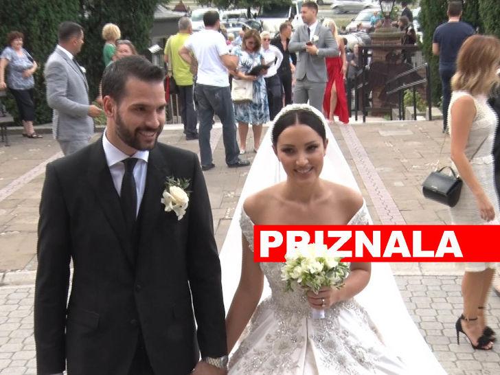 Prijović vjenčanje PRIZNALA