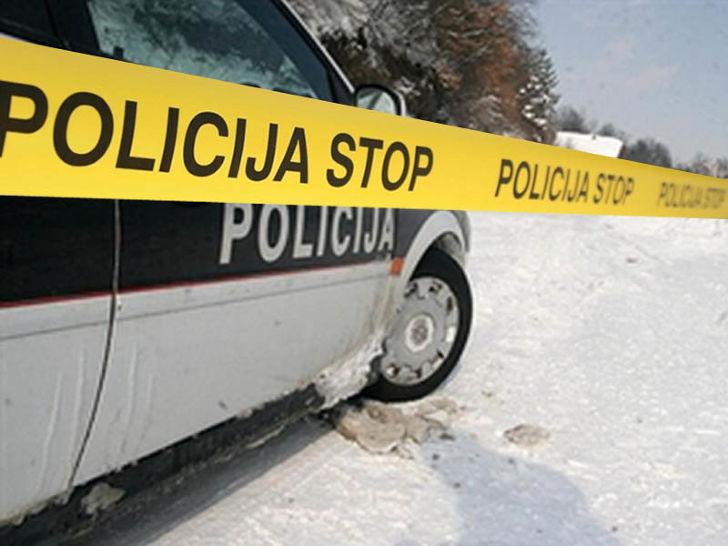 Policija FBiH traka snijeg