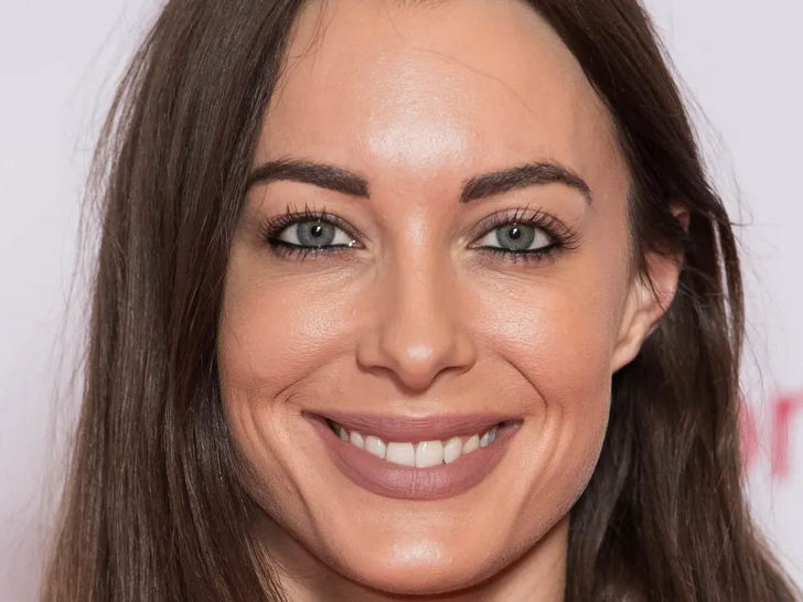 TV presenter Emily Hartridge