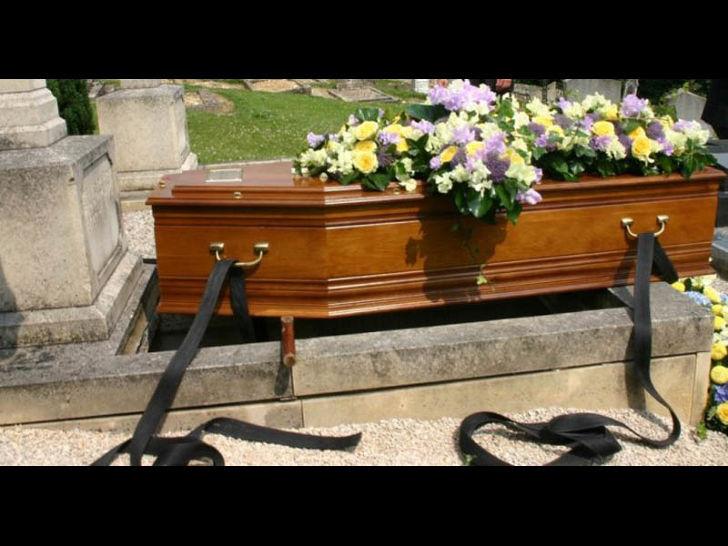 Kovčeg mrtvački