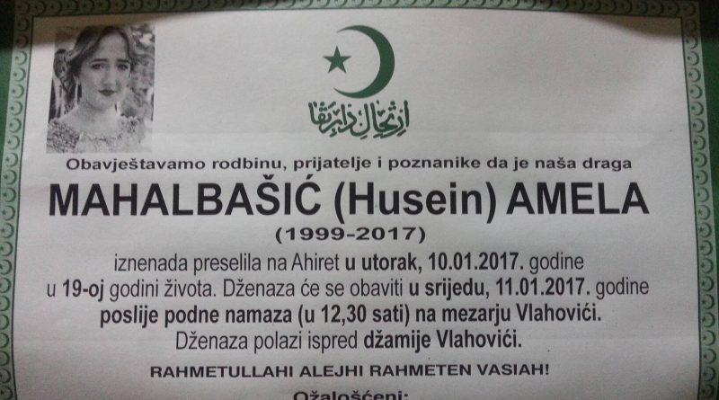 Amela Mahalbašić 2