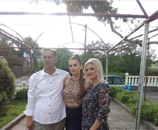 Lejla Ćurić nesreća Ruište 0
