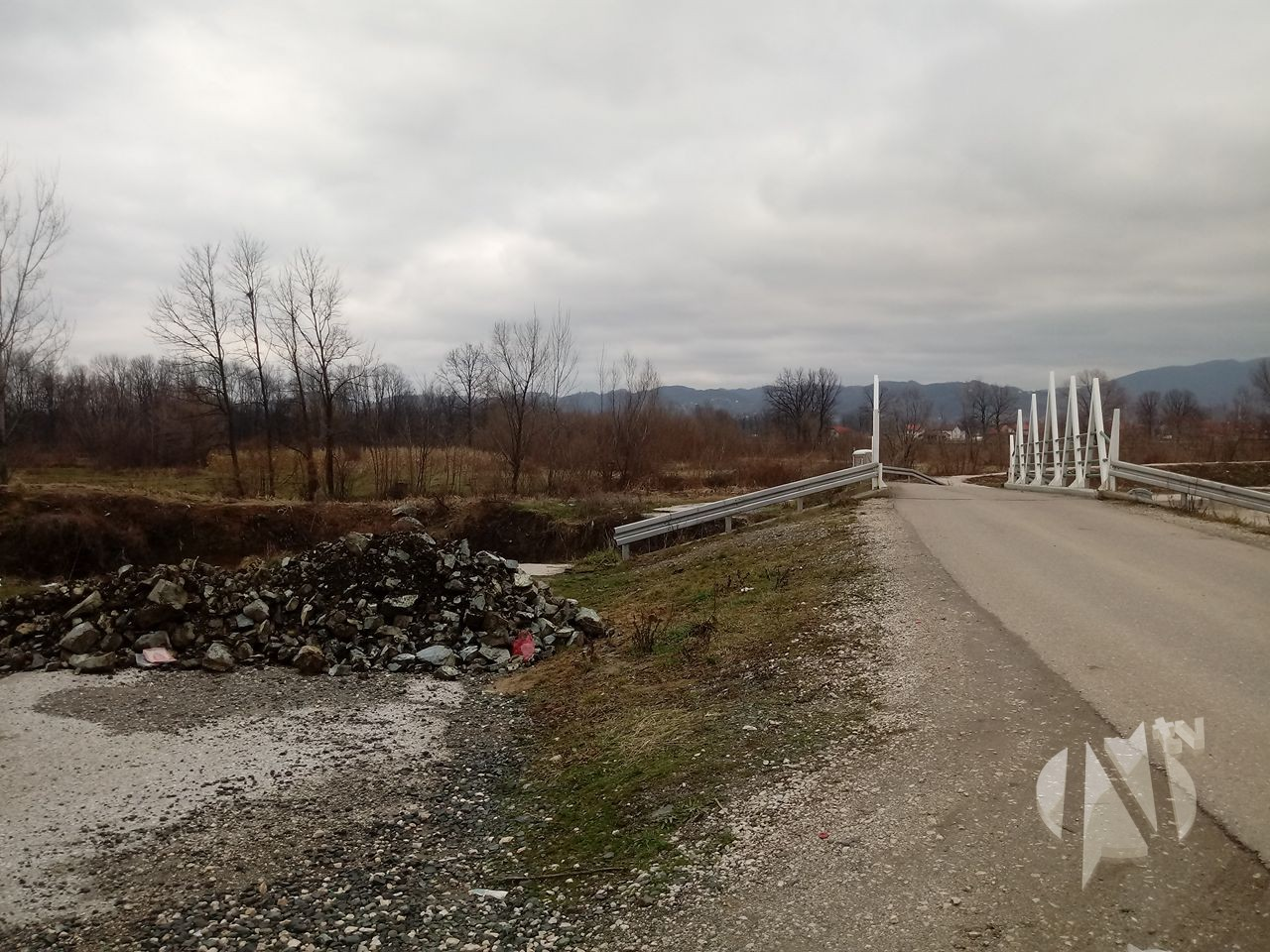 Most Kalesija ograda 0