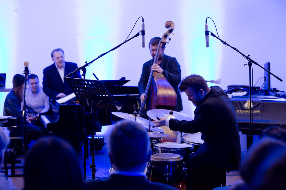 Jazz Night With Sinan Alimanović