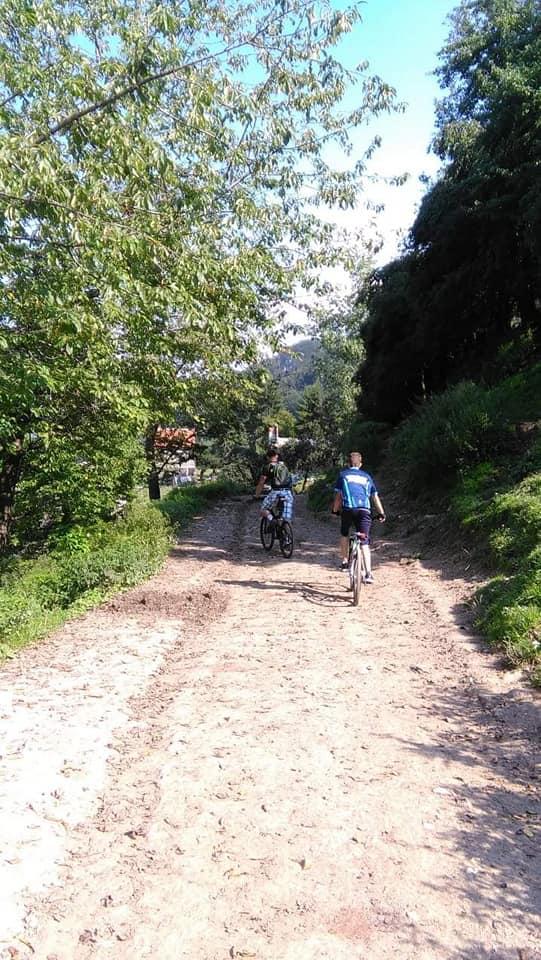 Semedin Spahija povreda bicikliranje kod Zenice