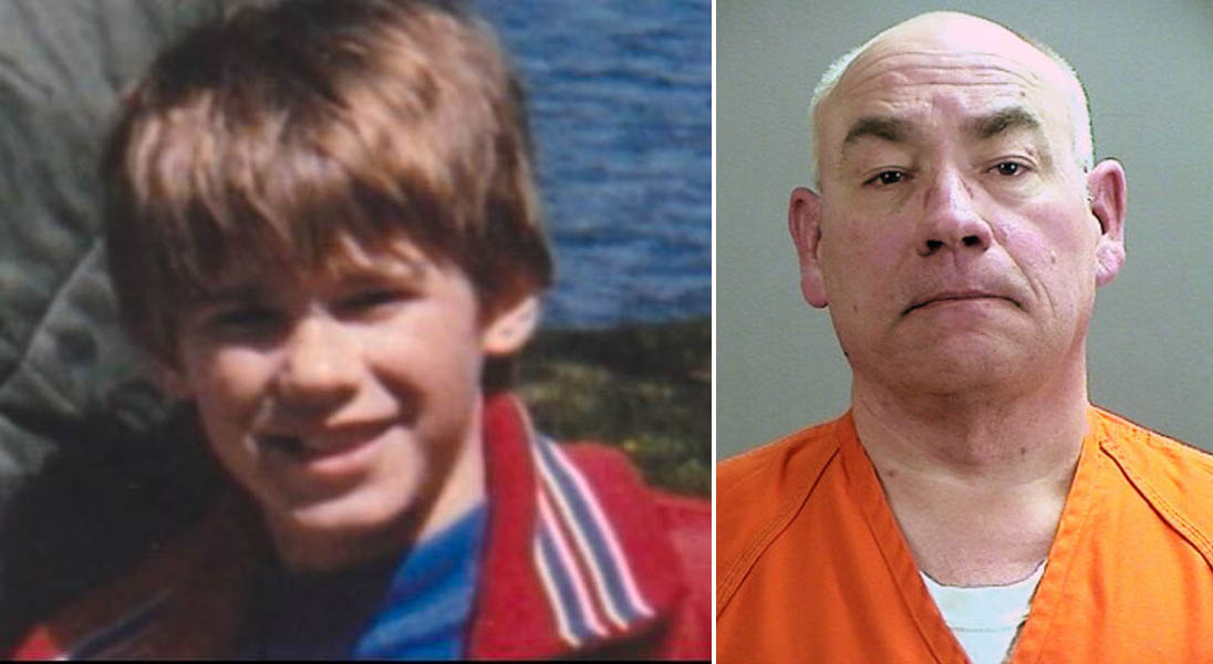 Jacob Wetterling nestanak 1