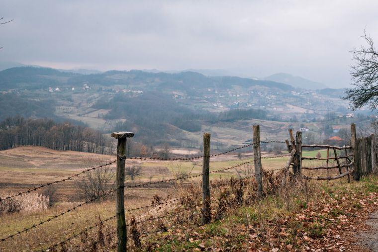 Šefka Hodžić - selo Jusići